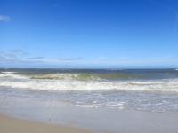 Meer - Wellenschlag