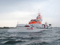 Rettungsboot - Bernhard Gruben