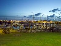 Seglerhafen - Abendstimmung